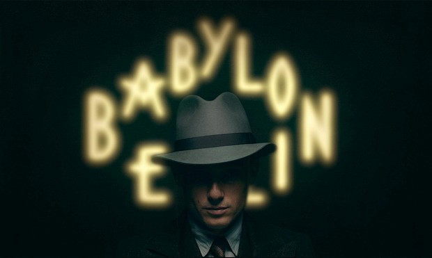 Babylon Berlin Logo