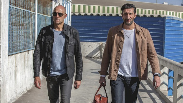 Mark Strong und Fares Fares in Deep State