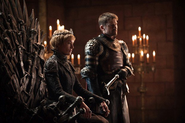 Game of Thrones Cersei und Jaime