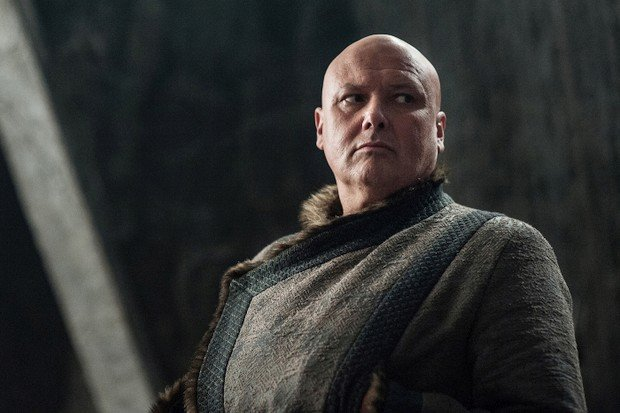 Varys in Staffel sieben von Game of Thrones