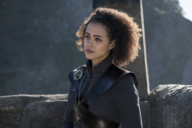 Missandei in der siebten Staffel von Game of Thrones