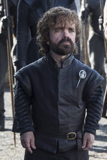 Tyrion Lannister in der siebten Staffel von Game of Thrones