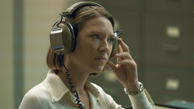 Anna Torv als Wendy Carr in Mindhunter