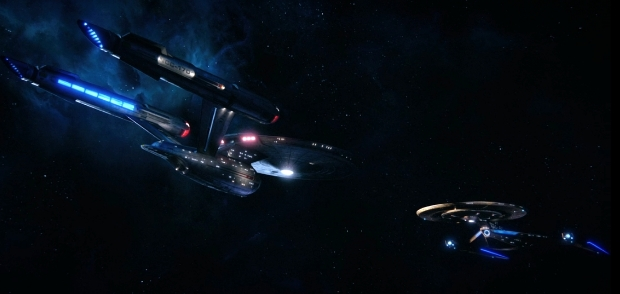 Star Trek Discovery Enterprise