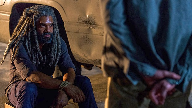 The Walking Dead Ezekiel